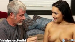 Jenna Caught With Stepbro Then Romps Stepfather