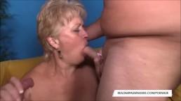 Latina cumshot fat ass