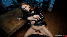 Point Of View Insane Ass-fuck Hookup With Eva Berger As Sansa On Vrcosplayx.com