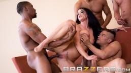 Trio porno Brazzers Big tities sexe
