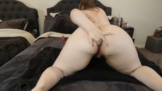 Thick Ass White Girl Solo Thick White Girl Solo